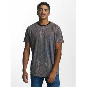 Just Rhyse T-Shirty Palmdale szary