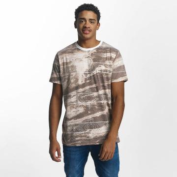 Just Rhyse T-skjorter Tulelake brun