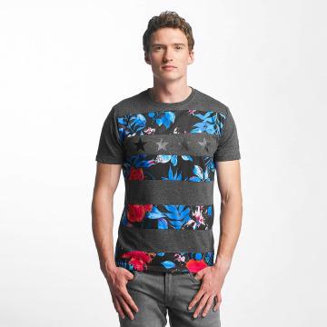 Just Rhyse T-skjorter Anchorage grå