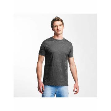 Just Rhyse T-skjorter Casmalia grå