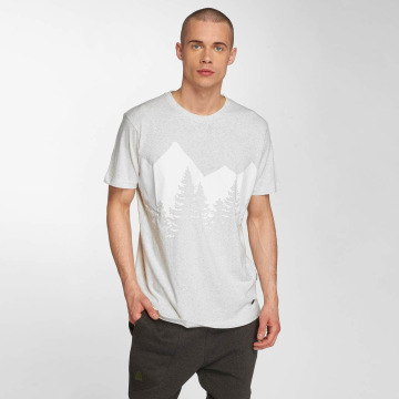 Just Rhyse T-skjorter Yakutat hvit