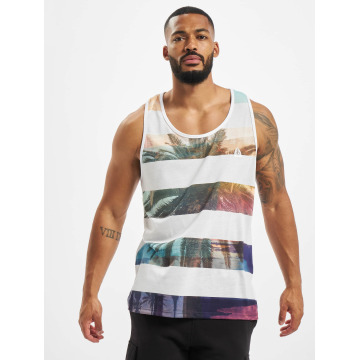 Just Rhyse Tank Tops Cabanillas bialy