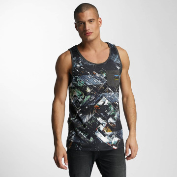 Just Rhyse Tank Tops Santa Cruz kirjava