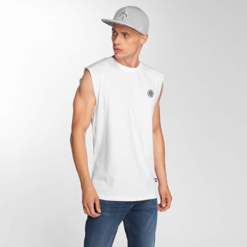 Just Rhyse Tank Tops Cutimbo white