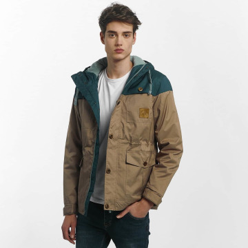 Just Rhyse Winterjacke Leaf beige