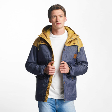 Just Rhyse Winterjacke Warin blau