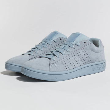 K-Swiss Baskets Court Casper bleu