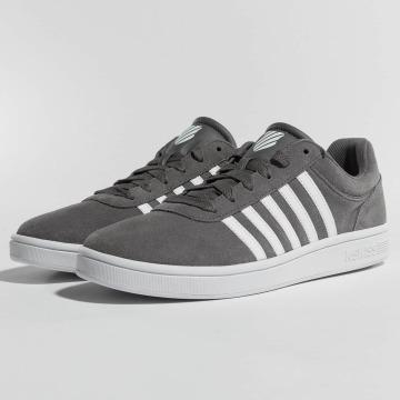 K-Swiss sneaker Court Cheswick grijs