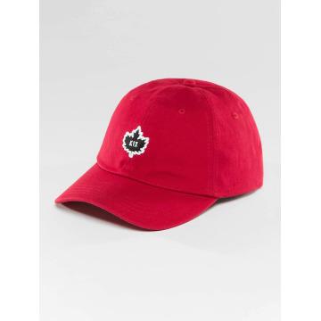 K1X Кепка с застёжкой Crest Sports красный