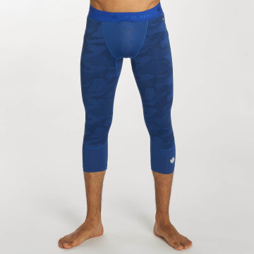 K1X Core Leggings/Treggings 3/4 Compression blå