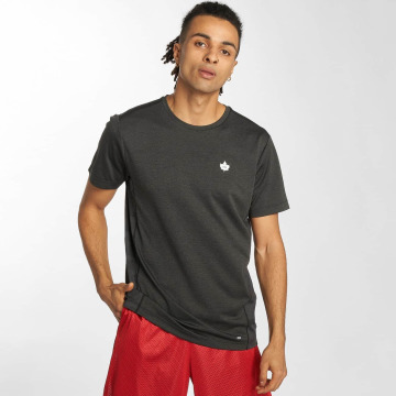 K1X Core T-shirt Leaf Camo grå