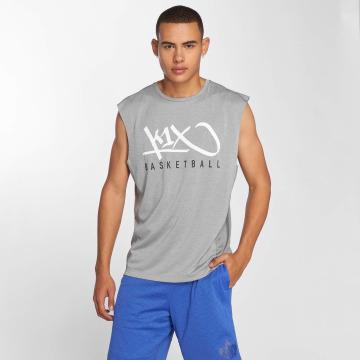 K1X Core Tank Tops Tag Basketball grau