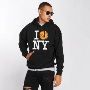 K1X Hoody I Ball NY zwart