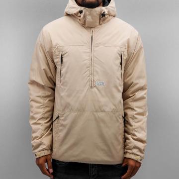 K1X Kurtki przejściowe Urban Hooded bezowy