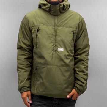 K1X Kurtki przejściowe Urban Hooded oliwkowy