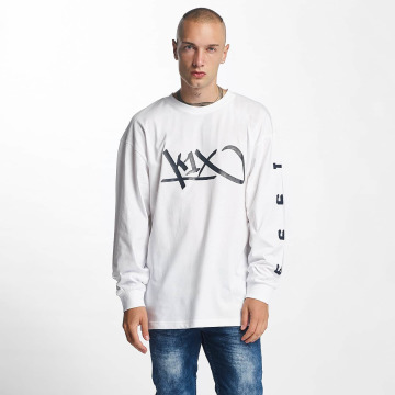 K1X Longsleeves Ivery Sports bialy