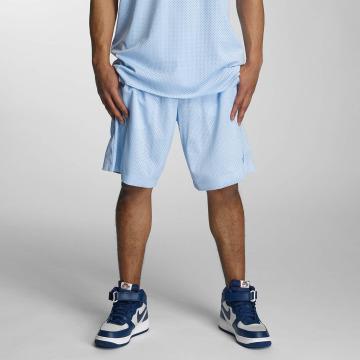 K1X shorts Pastel Big Hole blauw