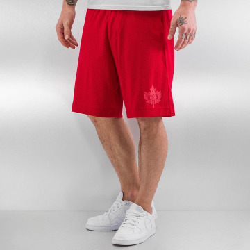 K1X Shorts Monochrome röd