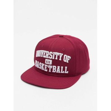K1X snapback cap University of Basketball rood