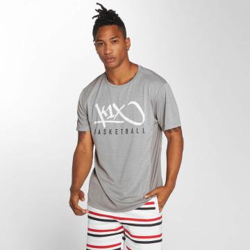 K1X T-paidat Core Tag harmaa