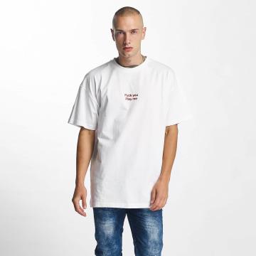 K1X T-paidat Play Me valkoinen