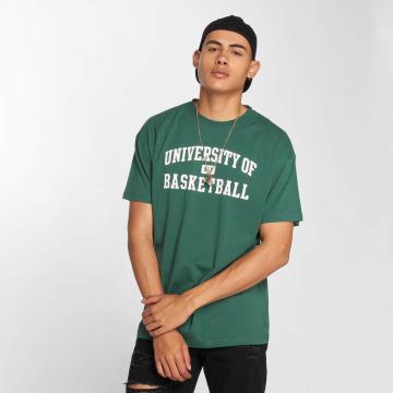 K1X T-paidat University of Basketball vihreä