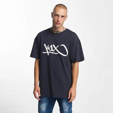 K1X T-Shirt Ivery Sports Tag blau