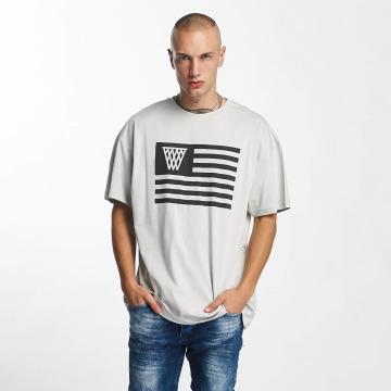 K1X T-shirt NOH Flag grigio
