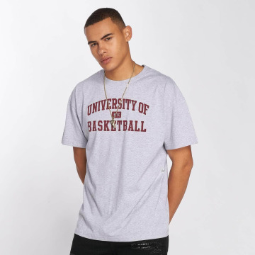 K1X t-shirt University of Basketball grijs