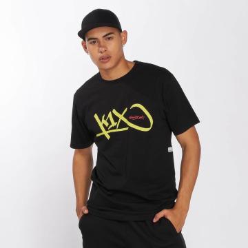 K1X T-shirt Bootleg Tag nero