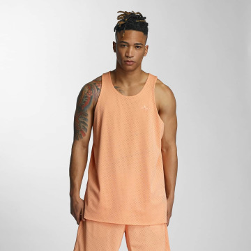 K1X Tank Tops Pastel Reversible orange