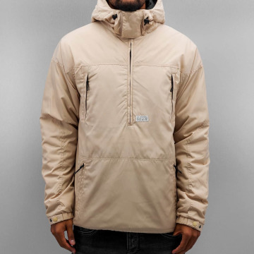 K1X Übergangsjacke Urban Hooded beige