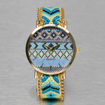 Kaiser Jewelry Montre Textil turquoise