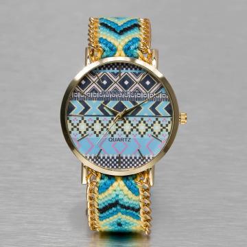 Kaiser Jewelry Uhr Textil türkis