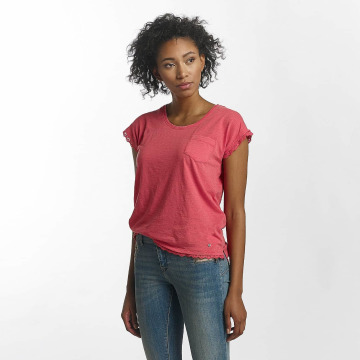 Kaporal T-Shirt Pocket red
