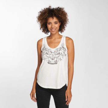 Kaporal Tank Tops Knitted bianco