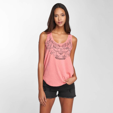 Kaporal Tank Tops Knitted rosa chiaro