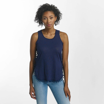 Kaporal Tanktop Knitted blauw