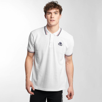 Kappa Poloshirt Charlie white
