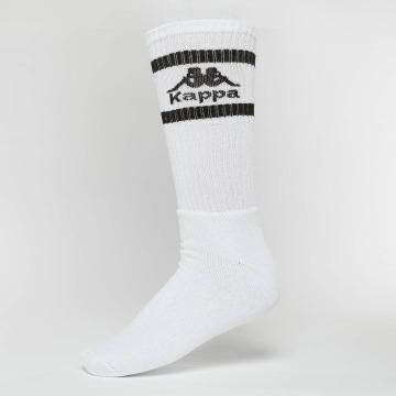 Kappa Ponožky Taxa 3 Pack Trainer bílý
