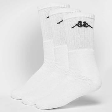 Kappa Socken Sonotu 3 Pack weiß