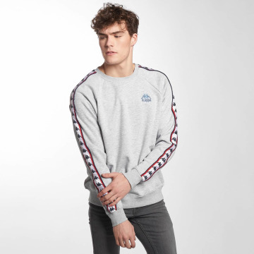 Kappa Sweat & Pull Carl gris