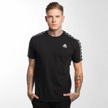 Kappa t-shirt Charlton zwart