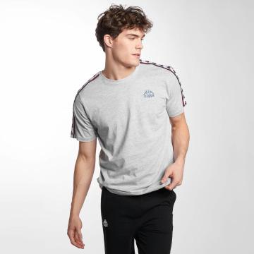Kappa T-shirts Calvin grå