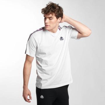 Kappa T-skjorter Calvin hvit