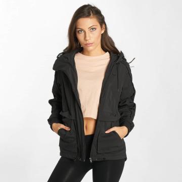 Khujo Демисезонная куртка Larina черный
