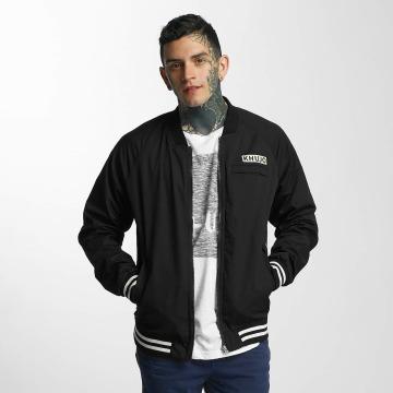 Khujo College Jacket Yoshino black