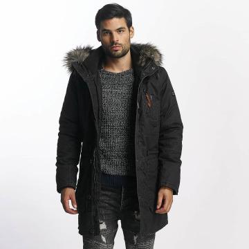 Khujo Giacca invernale Lior grigio