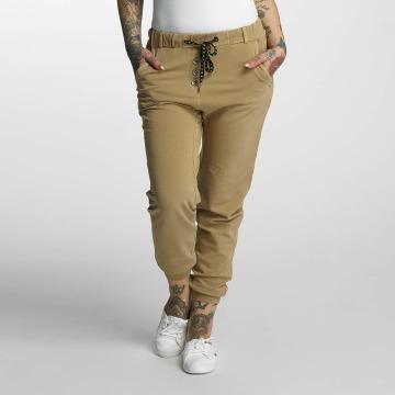 Khujo Pantalone chino Rafaela beige
