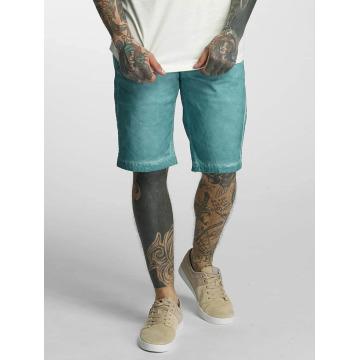 Khujo Shorts Calvin blau